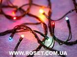 Гирлянда новогодняя  multi 500 ламп 15 метров, фото 2