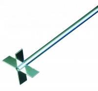 Перемешивающие устройства Тип Лопастная мешалка BR 10 (2 лопасти) Материал V 2A Размеры 50 x 12 мм