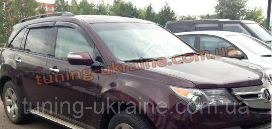 Дефлеторы окон Cobra Tuning на Acura MDX 2006-2013