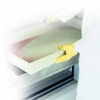 Поддоны для ламинарных шкафов, полиэтилен, полипропилен Для выдвижного ящика, ширина шкафа 1200 мм Материал PP