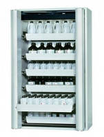 Шкафы для безопасного хранения S-PHOENIX Vol. 2-90 со складными дверями