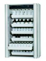Шкафы для безопасного хранения S-PHOENIX Vol. 2-90 со складными дверями Описание