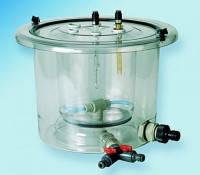 Ячейка для анализа воды в потоке behrotest® AQUABOX [EN]: Water flow-through unit AQUABOX for determination of on-site parameters during the collectio