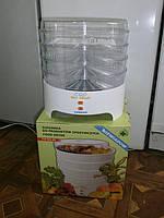 Новая качественная европейская сушка для овощей, фруктов Niewiadow 970.01 PS с гарантией