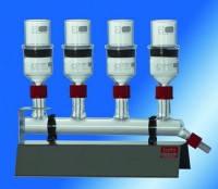 Многоместная фильтрационная установка Тип SC 4 Описание