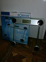 Качественные немецкие напольные весы Bomann PW 1417 CB с гарантией