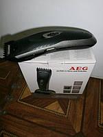 Немецкая качественная машинка для стрижки AEG HSM/R 5596 с гарантией