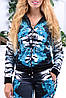 Велюровый женский спортивный турецкий костюм EZE купить разм 42,44,46,48,50