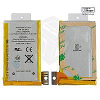 Аккумулятор (АКБ, батарея) для iPhone 3G, 1220 mAh, оригинал