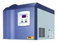 Генератор чистого воздуха для ГХ детекторов сгорания Тип UHP-200ZA-S Мощностьпотока 24,0 л/мин Давление 4 - 10 бар Размеры(Ш х Д х В) 340 x 425 x 455