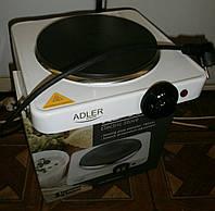 Европейская новая электроплитка Adler AD6503 с гарантией