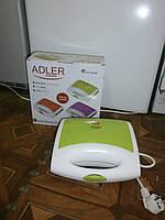 Бутербродница новая из Европы Adler AD3020 с гарантией