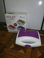 Электрическая вафельница из Европы Adler AD3021 с гарантией