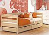 Кровать подростковая буковая Нота плюс Эстелла, фото 3