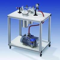Тележка для вакуумного насоса, CP1 - CP2 Тип С датчиком давления