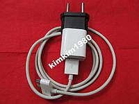 Зарядка+USB кабель для iphone (оригинал 100%)