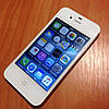Iphone 4S 16GB белый  неверлок