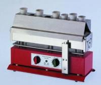 Устройство для быстрого озоления Тип SVD 95 Диапазонтемператур 950 °С Мощность 2500 Вт Размеры(Ш´Д´В) 450 x 310 x 180 мм Вес 7,0 кг Электро-снабжение
