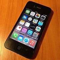 Iphone 4S 16GB (неверлок)черный