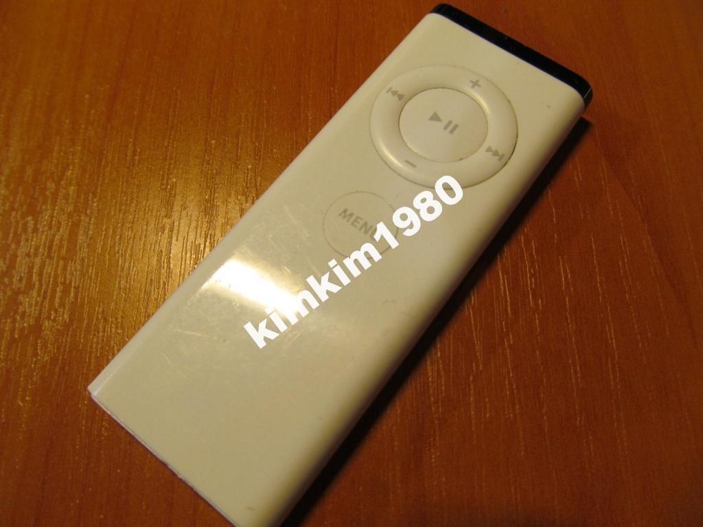 Apple Remote/Пульт дистанционного управления,A1156