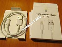Lightning USB кабель для iPhone (оригинал 100%)