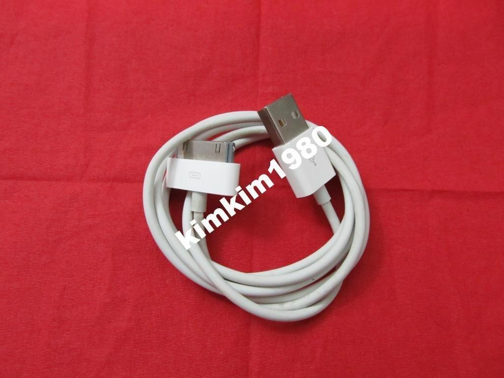 USB кабель для iPhone 4/ 4S (оригинал 100%)* б/у