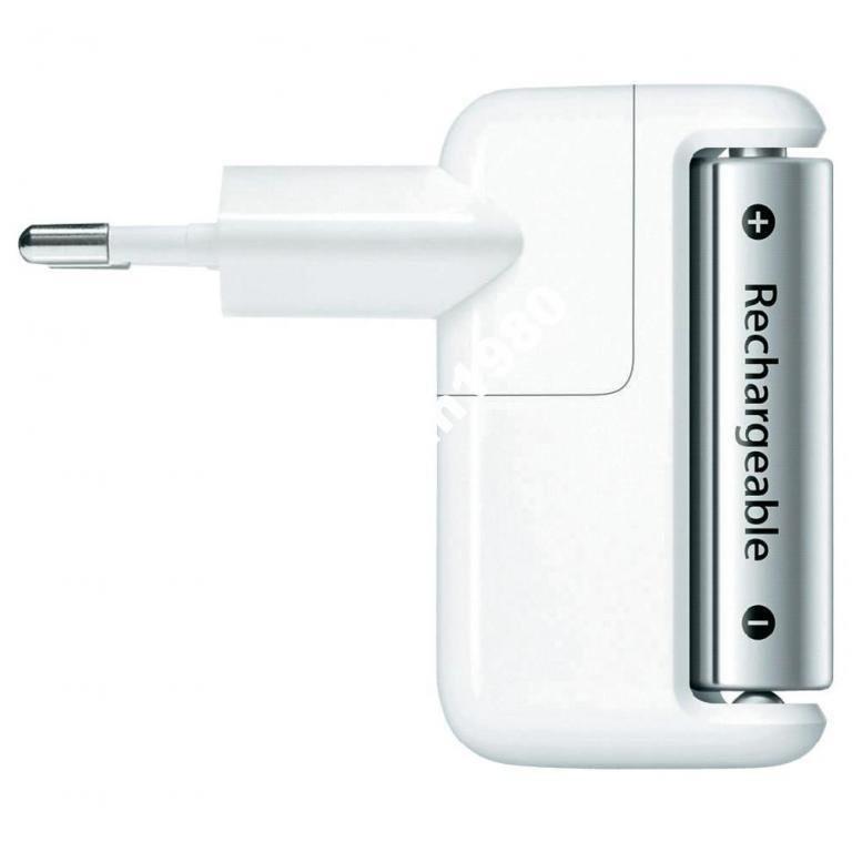 Зарядное устройство Apple MC500LL/A (2 АКБ АА)