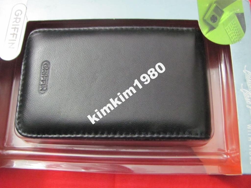 Кожаный чехол для iPod Classic 80GB (Griffin)