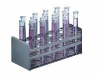 Штативы для термостатических водяных бань без встряхивания Тип J2-10 Размер 10,0 мм Кол-вомест 84 шт Для моделибань JB Aqua Plus; SUB Aqua Plus; SBB A