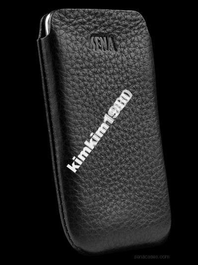 Кожаный чехол Sena  для ipod touch 32, 3G