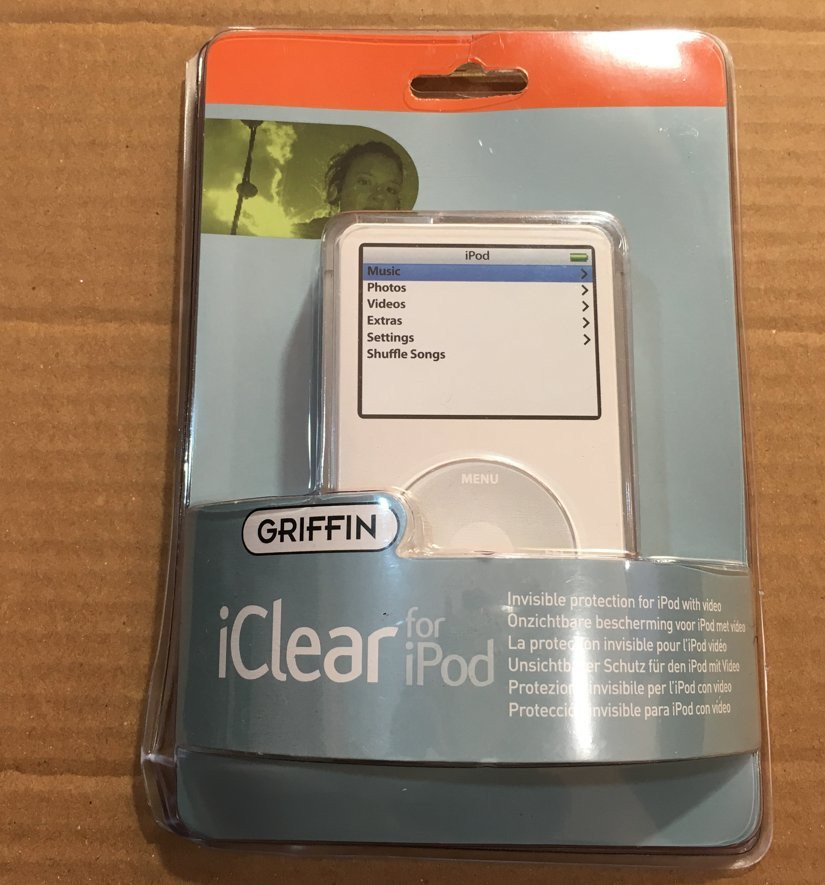 Чехол для IPOD Classic 60GB,80GB,160GB (Griffin)