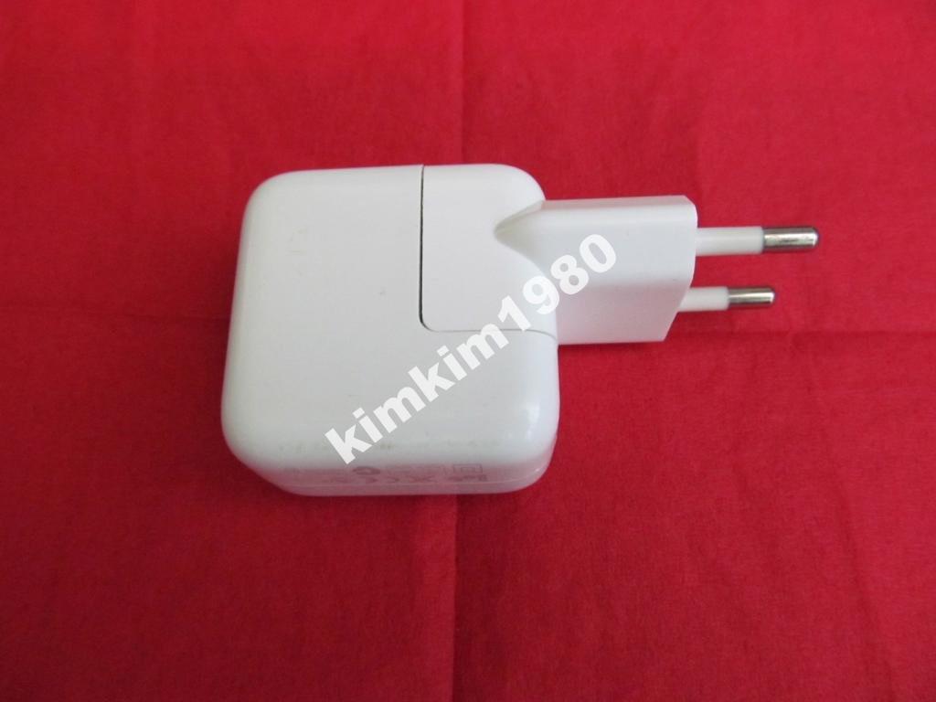 Зарядка для ipad 4,ipad Air оригинал100%( 2.4A)12W