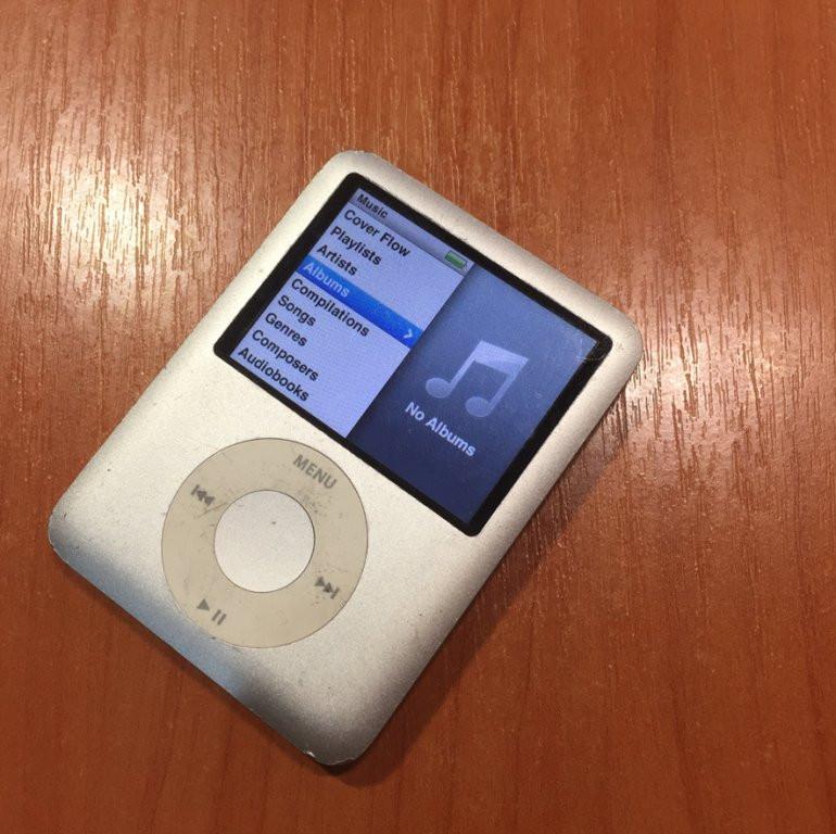 IPod nano 3Gen 4GB (оригинал)#5