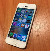 Iphone 5 16GB GSM neverlock (белый)