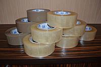Скотч упаковочный 40 х 48 х 200м (Прозрачный,коричневый)