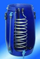 Сосуд для разведения проб при определении БПК [EN]: Dilution water container for BOD depletion water cap. 30 ltrs, VD 30