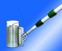 Ручные пробоотборники для воды behrotest® Тип PB 1000 Описание Стакан из боросиликатного стекла, 1 л