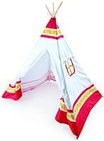 Детская игровая палатка Вигвам (красная) Hape E4307 (E4307)