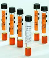 Комплекты реактивов для анализа на фотометрах photoLab® и photoFlex® Тип 00861 Описание Zn (цинк) Для B, C Пределизмерений, 0,025 - 1,000 мг/л Количес