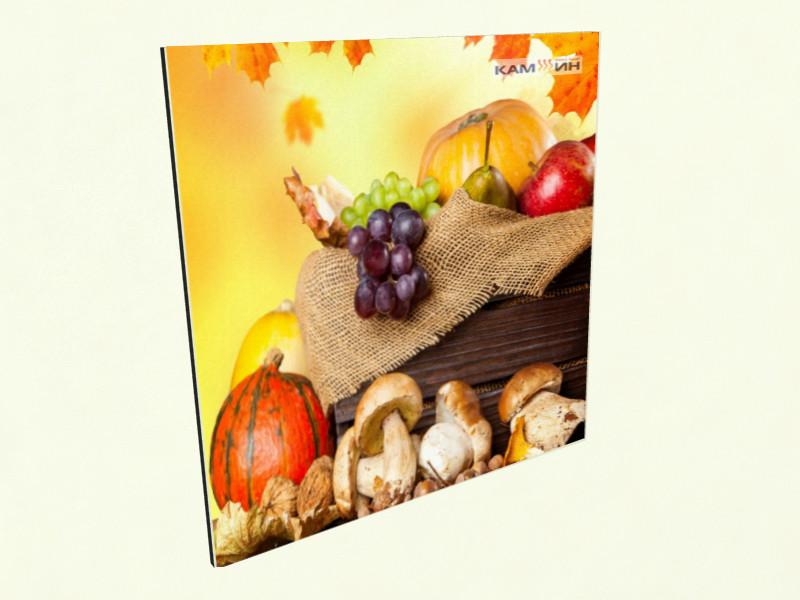 Керамічний обігрівач КАМ-ИН в кухню з зображенням