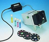 Тестовые диски для воды и таблетированные реагенты для компаратора system 2000 Для Hazen / APHA Тестовыйдиск NSH Диапазонизмерений 10 - 90 мг/л Pt