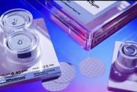 Фильтры мембранные, смешанные эфиры целлюлозы, белые с сеткой, 0,45 мкм, 47 мм, уп. 100 шт.