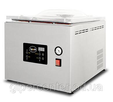 Вакуумный упаковщик Apach AVM308 с производительностью 8 м3/час