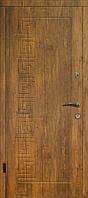 Двери входные металлические модель 107 тип 0+