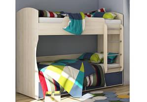 Кровать двухярусная Домино Сокме