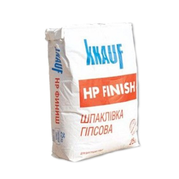 Шпаклевка Knauf HP-финиш 25кг - erniboom market в Херсоне