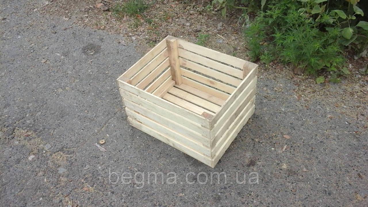 Деревянный  ящик, фото 1
