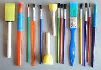 Кисти  + инструменты в наборе  15 шт