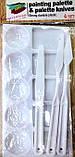 Палитра в наборе с мастихинами, фото 4