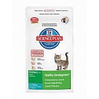 Корм SP Kitten Healthy Development для пищеварения с тунцом, Hill's 0,4 кг